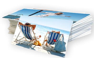 Impression photos couleurs sur papier Kodak Royal