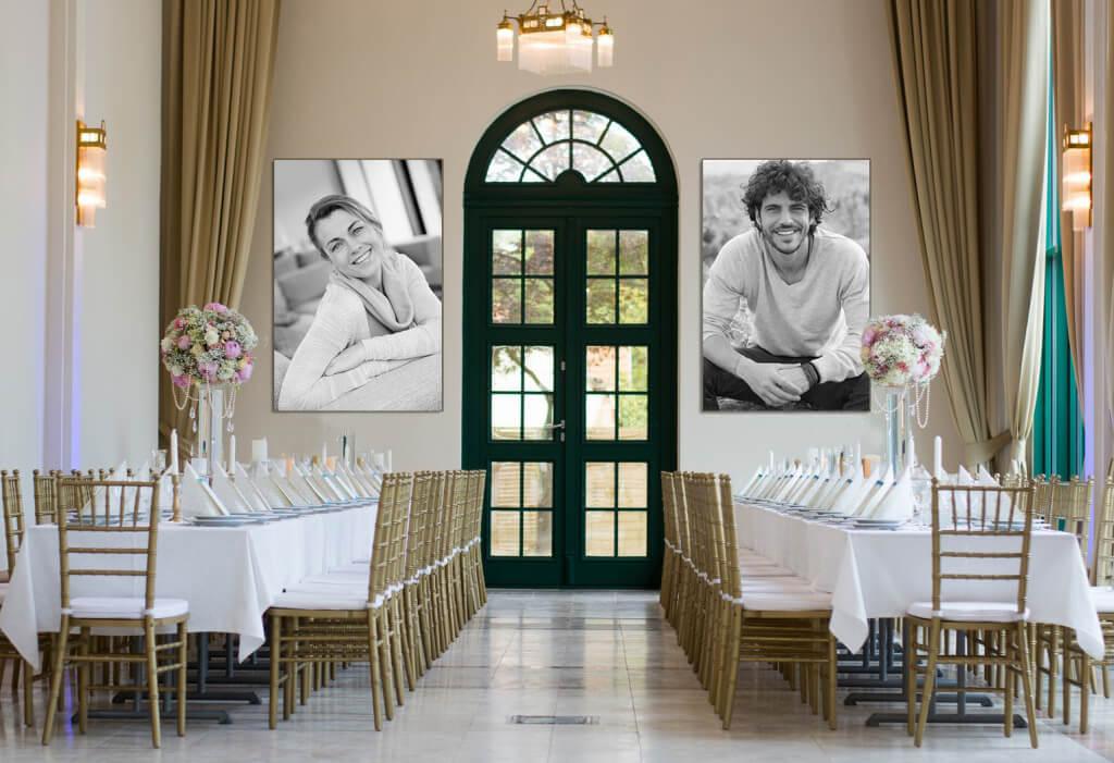 Impression photos et décorations murales Mariage
